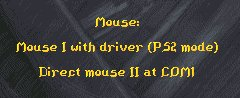 Setters mouse info